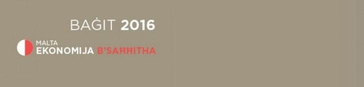 Malta | Government Budget 2016