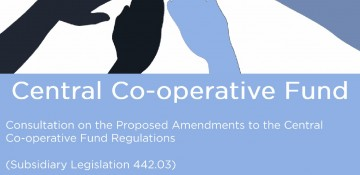 The Government of Malta launches proposed amendments to the Central Co-operative Fund regulations