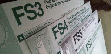 New FS3, FS4, FS5, FS7 Forms issued by Maltese IRD