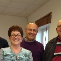 Dame Pauline Green meets Malta Co-operative Federation